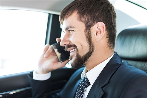 Verbotswidrige Mobilfunktelefonnutzung