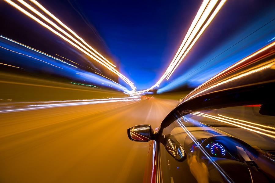 Geschwindigkeitsmessung