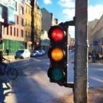 Rotlichtverstoß absehen von fahrverbot