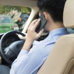 Mobilfunknutzung während der Fahrt