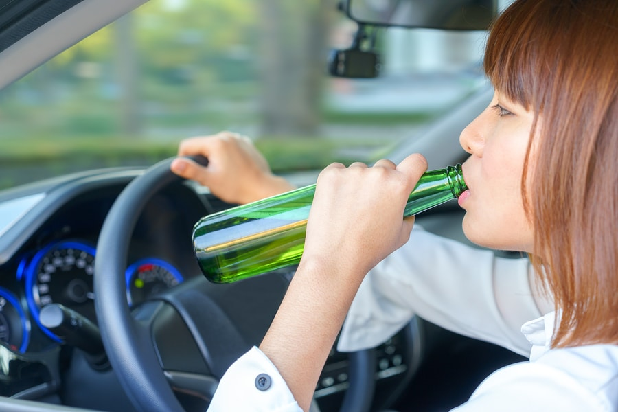 Trunkenheitsfahrt MPU Anordnung