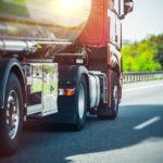Gefahrguttransport: Abdeckung der Warntafeln bei Leerfahrten