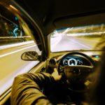 GEschwindigkeitsmessung durch Nachfahren - Nachts - Voraussetzung