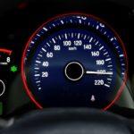 Geschwindigkeitsmessung durch Nachfahren mit ungeeichtem Tachometer