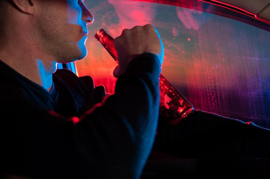 Trunkenheit im Verkehr - § 316 StGB – nicht bei laufendem Motor und Abblendlicht
