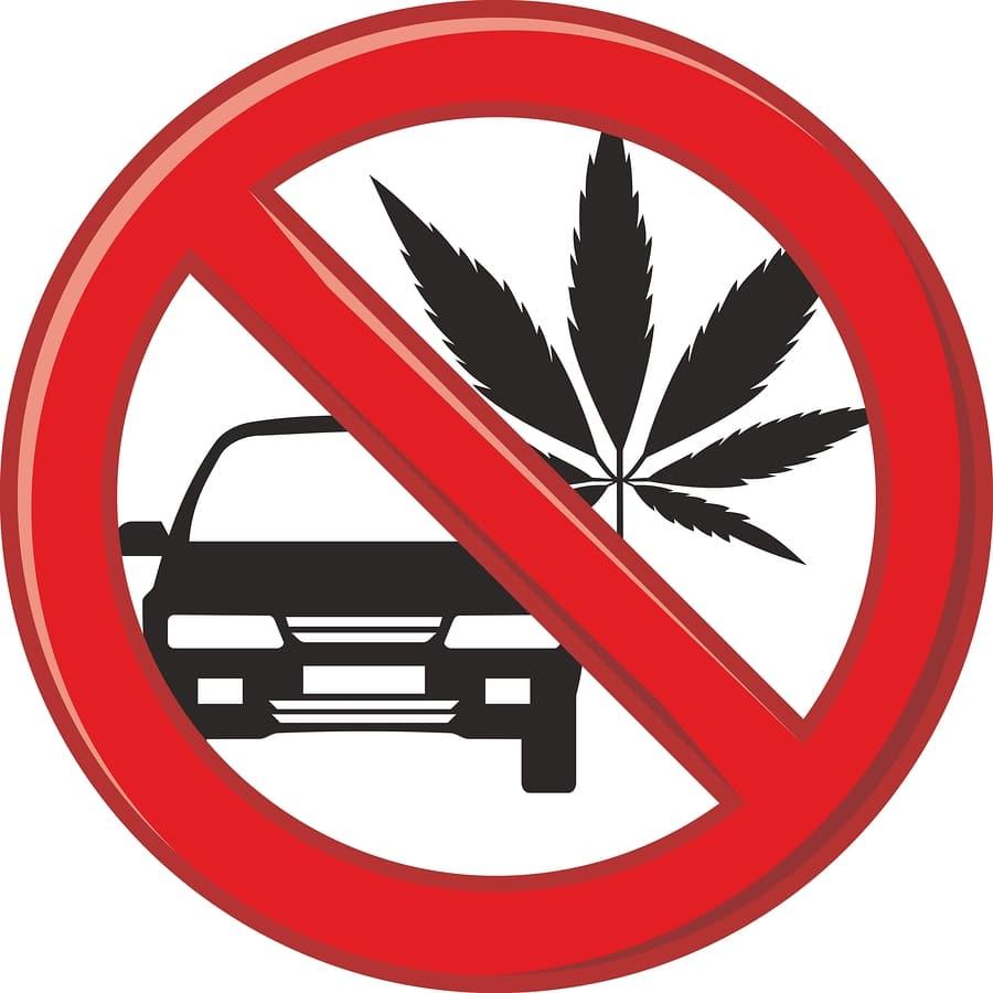 Führen eines Fahrzeugs unter Drogeneinfluss - Erkennbarkeit für Fahrzeugführer