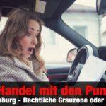 Illegaler Handel mit den Punkten in Flensburg