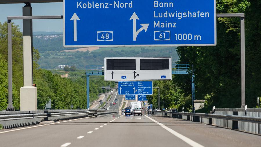 Geschwindigkeitsbegrenzung auf Autobahn – Anfechtungsklage hiergegen