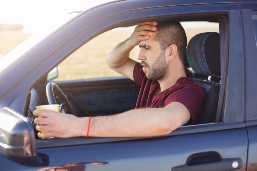 Geschwindigkeitsüberschreitung - Absehen vom Fahrverbot bei Augenblicksversagen