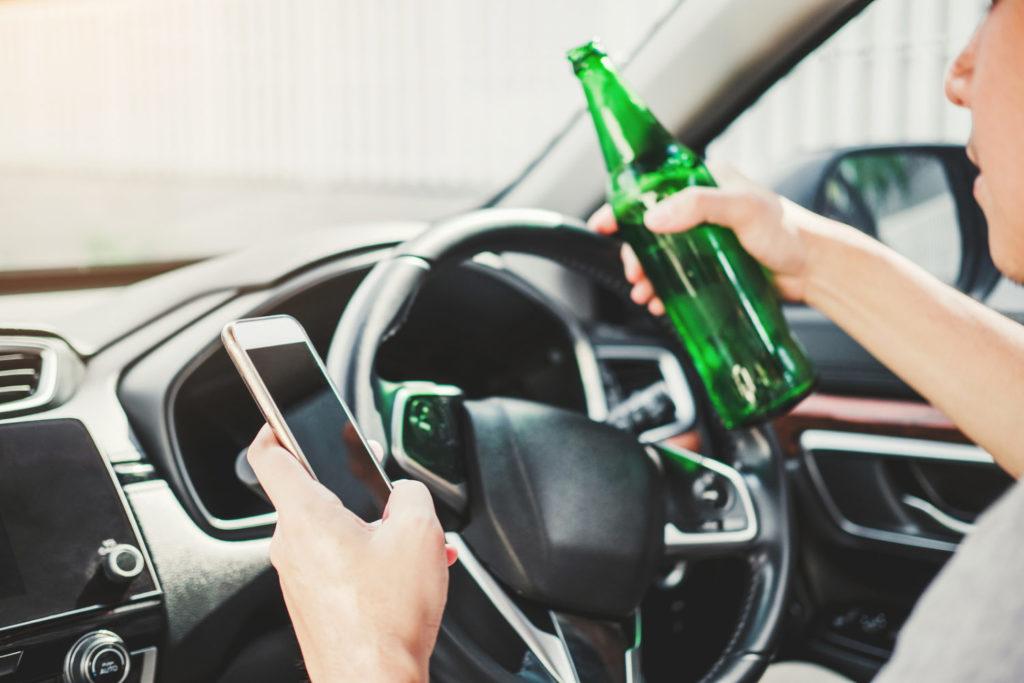 Trunkenheitsfahrt in der Probezeit - Rückrechnung bei Atemalkoholmessung