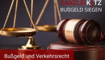 Bussgeld Siegen - Standardbild