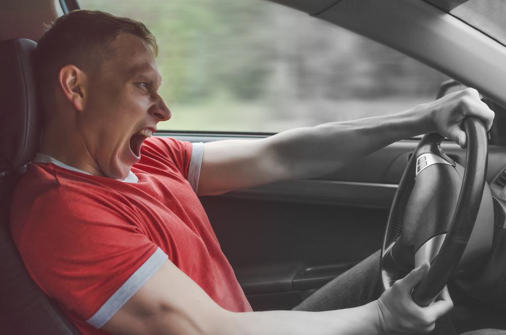 Geschwindigkeitsüberschreitung - Möglichkeit eines Augenblicksversagens