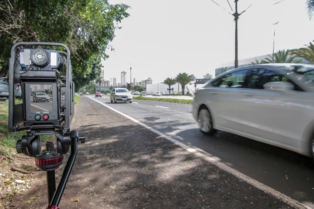 Geschwindigkeitsmessung - Privat durchgeführte Geschwindigkeitsmessung ist nicht verwertbar