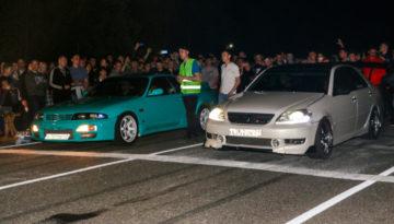 illegales Autorennen - Strafen