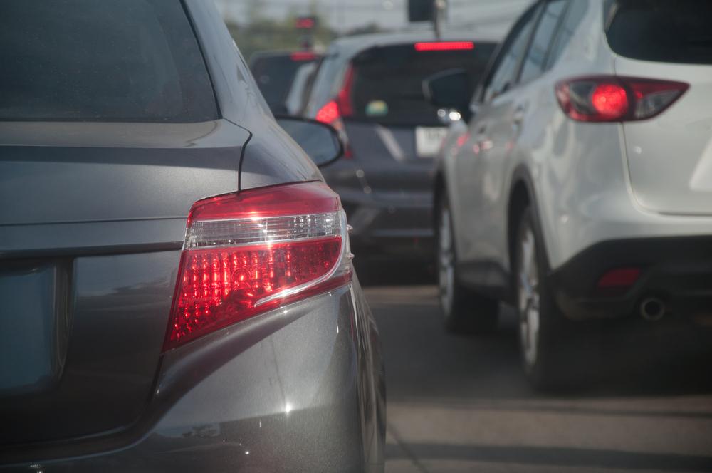Autobeleuchtung Bremslichter