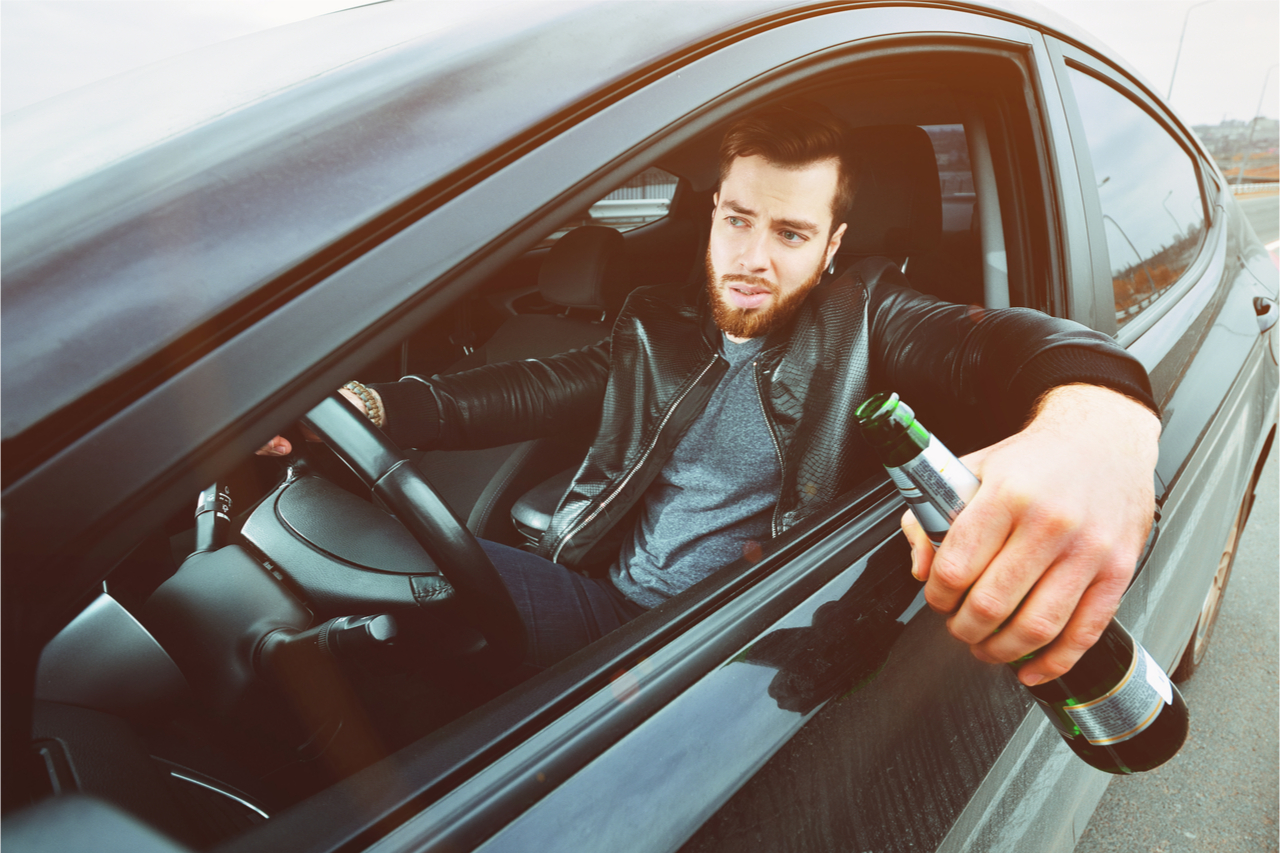 Fahren unter Alkoholeinfluss