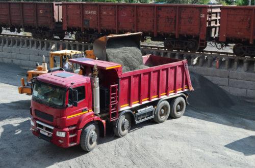 Anforderungen an die Sicherung der Ladung von Schüttgut