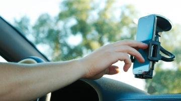 Verbotswidrige Mobiltelefonnutzung – Nutzung einer anderen als der Telefonfunktion