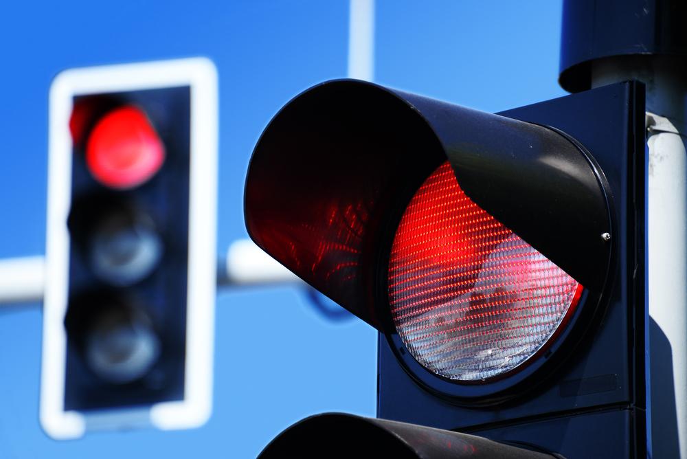 Qualifizierter Rotlichtverstoß - Zeitpunkt des Überfahrens der Haltelinie