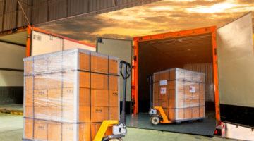 Überschreitung des zulässigen Höchstgewichts mit einem LKW - Verfallsanordnung Überladung