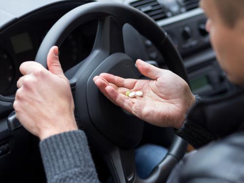 fahrlässige Kraftfahrzeugführung unter Betäubungsmitteleinfluss