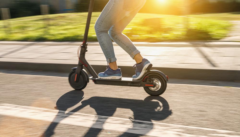 Fahrerlaubniserlaubnisentziehung bei Escooter-Trunkenheitsfahrt