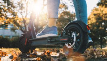 E-Scooter-Regeln: Was ist erlaubt? - E-Tretroller 2020