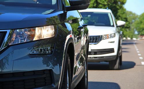 Fahrverbot wegen Unterschreitung des Mindestabstands – beharrlicher Pflichtenverstoß