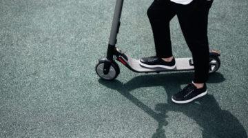 E-Scooter – Entziehung der Fahrerlaubnis bei Trunkenheitsfahrt