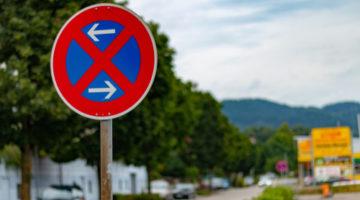 Parkverstoß – Halterfeststellungen durch Behörde - Nachforschungspflicht