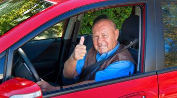 Ungeeignetheit zum Führen von Kraftfahrzeugen - 86-jähriger Unfallverursacher