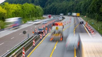 Geschwindigkeitsmessung durch Nachfahren mittels eines (ungeeichten) Navigationsgeräts