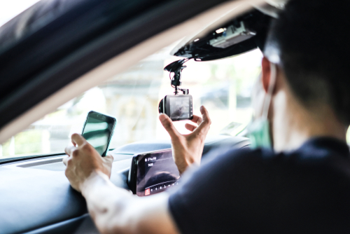 Digitalkamera als elektronisches Gerät - § 23 Abs. 1a StVO