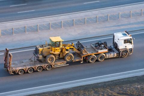 Fahrlässige Inbetriebnahme Fahrzeugkombination - Planung Schwertransport