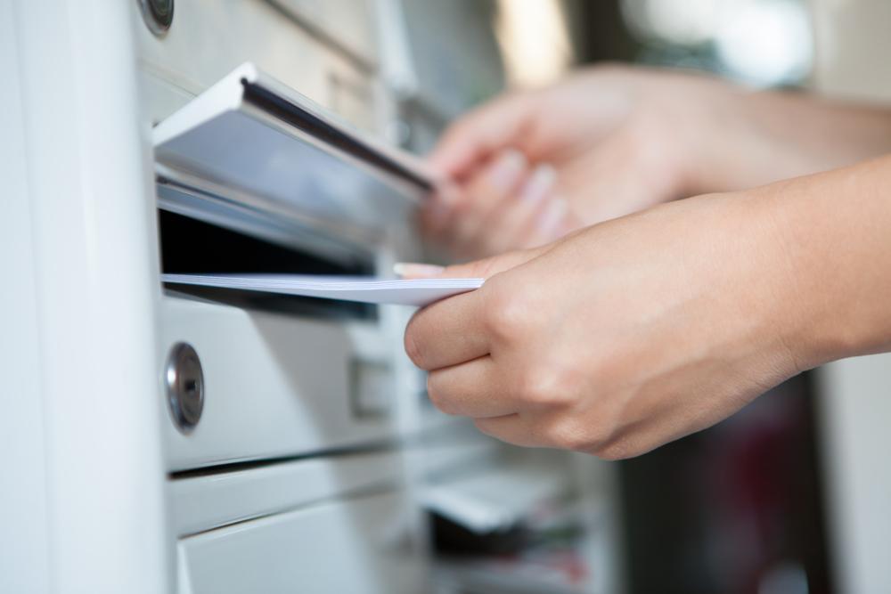 Bußgeldbescheid - Ersatzzustellung durch Niederlegung in zur Wohnung gehörenden Briefkasten
