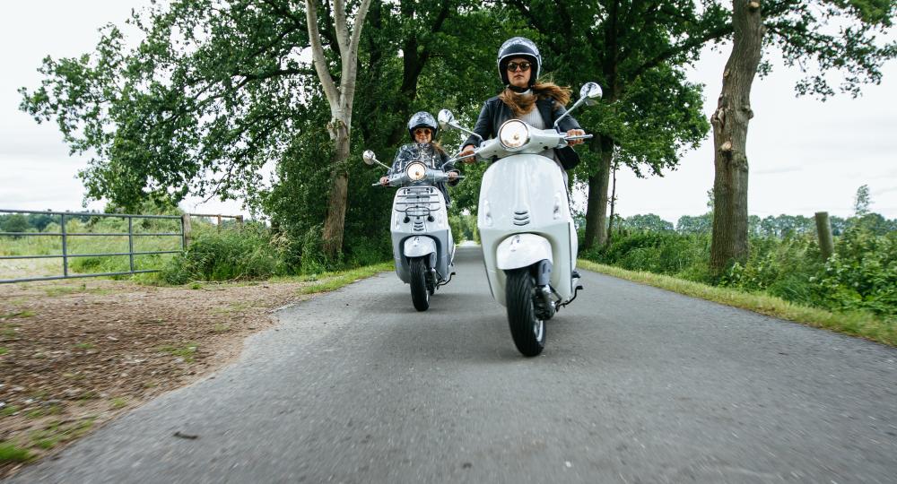 Untersagung Mofas und Fahrräder im öffentlichen Straßenverkehr zu führen