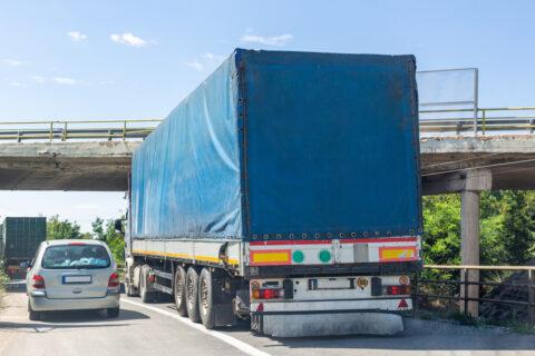 LKW Durchfahrverbot