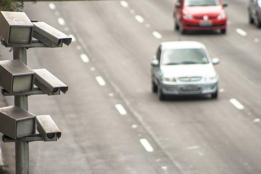 Geschwindigkeitsüberwachung autobahn