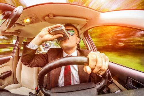 Trunkenheit im Straßenverkehr -Verkürzung Regelfahrverbot