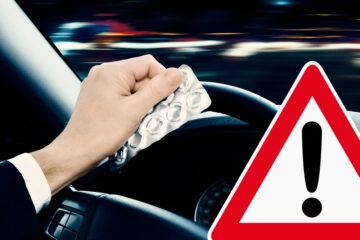 Drogenfahrten – Fahrverbot