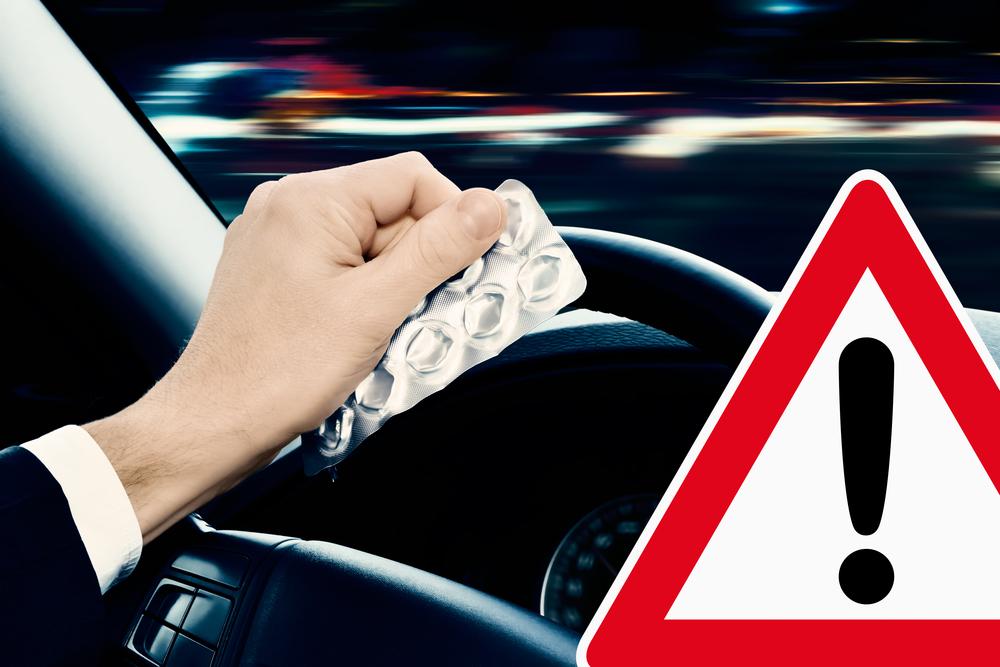 Drogenfahrten - Fahrverbot