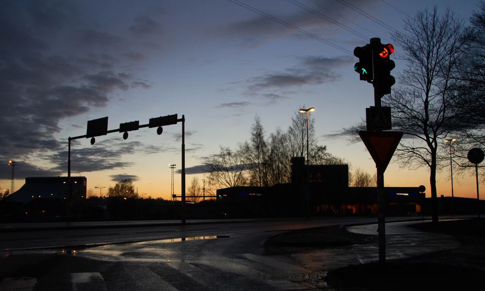 Fahrverbot - qualifizierter Rotlichtverstoß - fehlende Ortskenntnis